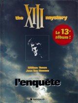 """Afficher """"XIII Treize n° 13 L'enquête"""""""