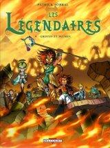 """Afficher """"Les Légendaires n° 8<br /> Griffes et plumes"""""""