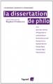 """Afficher """"La dissertation de philo"""""""