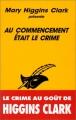"""Afficher """"Au commencement était le crime"""""""