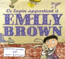 "Afficher ""Ce lapin appartient à Emily Brown"""