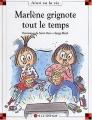 """Afficher """"Max et Lili n° 64 Marlène grignote tout le temps"""""""