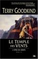 """Afficher """"L'Epée de vérité n° 4 Le temple des vents"""""""