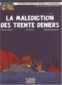 """Afficher """"Blake et Mortimer n° 19 La malédiction des trente deniers"""""""
