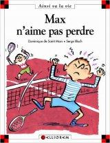 "Afficher ""Max n'aime pas perdre"""