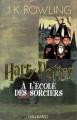 """Afficher """"Harry Potter (en français) n° 1<br /> Harry Potter à l'école des sorciers"""""""