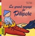vignette de 'Le grand voyage de Pitipote (Clément, Claire)'