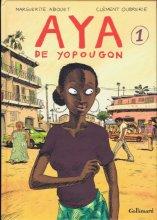 vignette de 'Aya de Yopougon n° 1<br /> Aya de Yopougon. 1 (Marguerite Abouet)'
