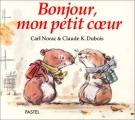 """Afficher """"Lola Bonjour, mon petit coeur"""""""