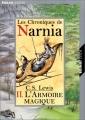vignette de 'Les Chroniques de Narnia n° 2<br /> L'armoire magique (Clive Staples Lewis)'