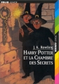 "Afficher ""Harry Potter n° 02<br /> Harry Potter et la chambre des secrets"""