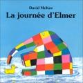 vignette de 'La journée d'Elmer (McKee, David)'