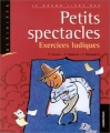 """Afficher """"Petits spectacles"""""""