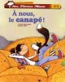 """Afficher """"Moi, Thérèse Miaou n° 04<br /> À nous le canapé !"""""""