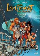 """Afficher """"Lanfeust des étoiles n° 01<br /> Un, deux, Troy"""""""