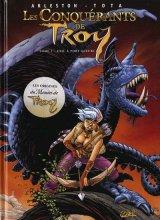 """Afficher """"Conquérants de Troy (Les) n° 01 Exil à Port-Fleuri"""""""