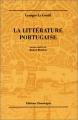 """Afficher """"La littérature portugaise"""""""
