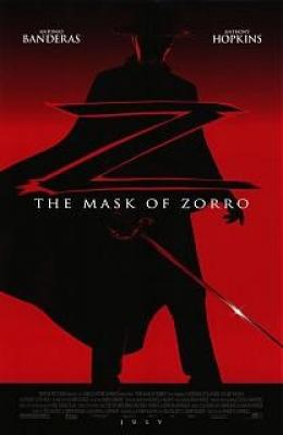 "Afficher ""Le Masque de Zorro"""