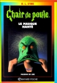 vignette de 'Chair de poule n° 11<br /> Le masque hanté (Robert Lawrence STINE)'