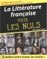 """Afficher """"littérature française pour les nuls (La)"""""""
