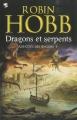 vignette de 'Les cités des anciens n° 1<br /> Dragons et serpents (Robin Hobb)'