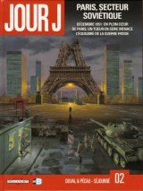 """Afficher """"Jour J n° 02<br /> Paris, secteur soviétique"""""""
