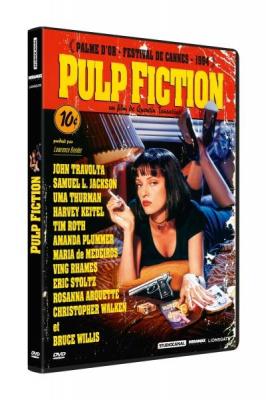 """Afficher """"Pulp fiction"""""""