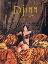 vignette de 'Djinn n° 1<br /> La favorite (Dufaux, Jean)'