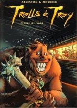 """Afficher """"Trolls de Troy n° 7 Plume de sage"""""""