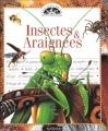 """Afficher """"Les insectes et les araignées"""""""