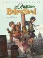 """Afficher """"Les Quatre de Baker Street n° 1 L'Affaire du rideau bleu"""""""