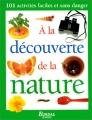 """Afficher """"Á la découverte de la nature"""""""