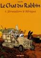 """Afficher """"Le Chat du Rabbin - série en cours n° 5 Jérusalem d'Afrique"""""""