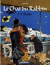 """Afficher """"Le Chat du Rabbin - série en cours n° 3 L'Exode"""""""