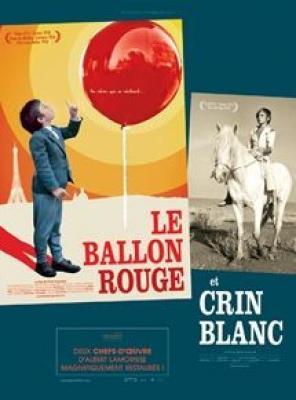 """Afficher """"Ballon rouge (Le) - Crin blanc"""""""