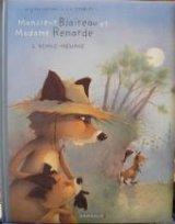 vignette de 'Monsieur Blaireau et Madame Renarde n° 2<br /> Remue-ménage (Brigitte Luciani)'