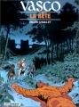 vignette de 'Vasco n° 17<br /> La bête (Gilles Chaillet)'