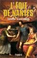 """Afficher """"édit de Nantes (L')"""""""