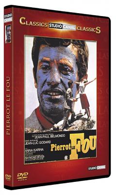 """Afficher """"Pierrot le fou"""""""