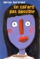 """Afficher """"Un cafard pas possible"""""""