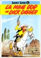 "Afficher ""Lucky Luke aux éditions Dupuis n° 01<br /> La Mine d'or de Dick Digger"""