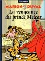 """Afficher """"Marion Duval n° 8 La Vengeance du prince Melcar"""""""
