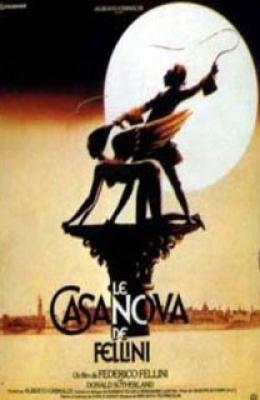 "Afficher ""Le Casanova de Fellini"""