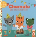 vignette de 'Chamalo fête son anniversaire (Moundlic, Charlotte)'
