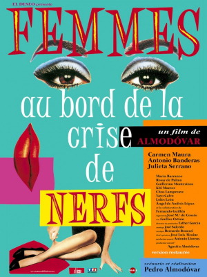 """Afficher """"Femmes au bord de la crise de nerfs"""""""