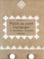 """Afficher """"Motifs au point Hardanger"""""""