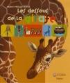 vignette de 'Les dessous de la girafe (Sophie Philippo-Mathé)'