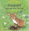 "Afficher ""Gaspard creuse son terrier"""