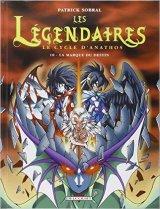 """Afficher """"Les Légendaires n° 10<br /> La Marque du destin"""""""
