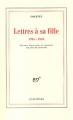 """Afficher """"Lettres à sa fille"""""""